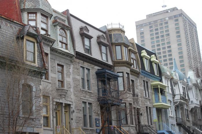 Scène typique / Typical street scene