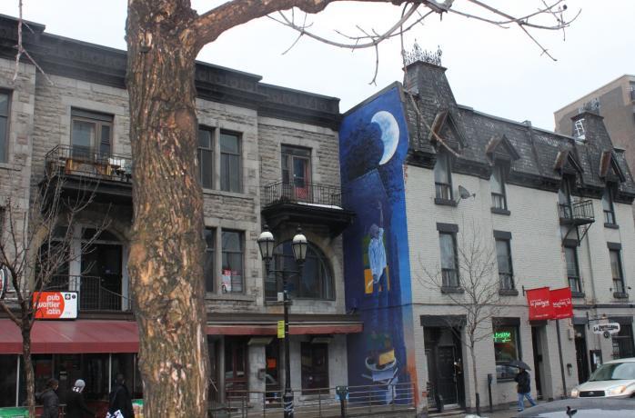 Rue Ontario / Ontario Street