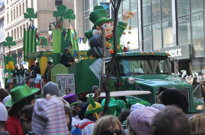 St. Patrick #8