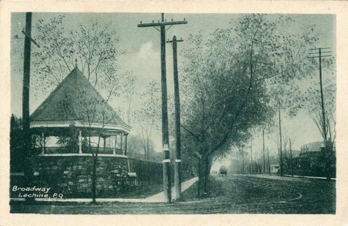 Broadway, Lachine, v. 1910 / Broadway, Lachine, c.1910