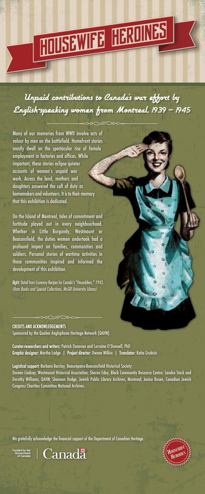 1: Housewife Heroines of World War II