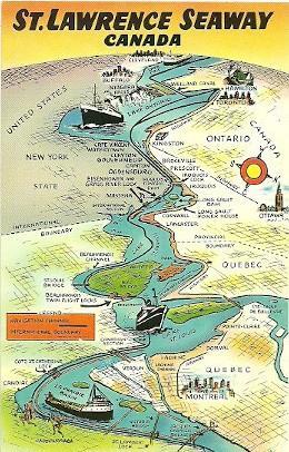 St. Lawrence Seaway / Voie Maritime du Saint-Laurent
