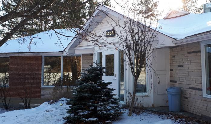Nos nouveau bureaux : 3355, rue Collège à Sherbrooke (Lennoxville)
