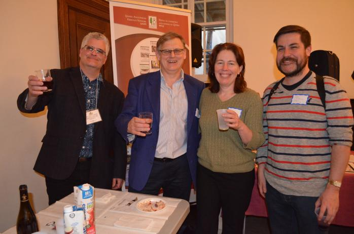 6th Annual Montreal Wine & Cheese (Atwater Library, April 25, 2019)