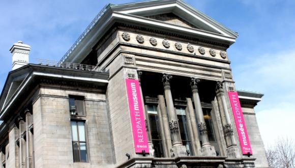 Musée Redpath, Université McGill