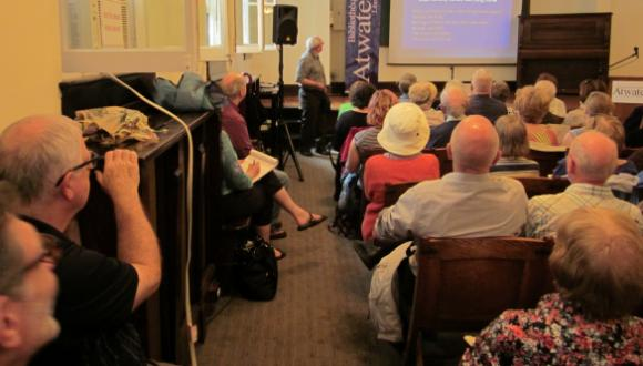 """Talk: """"The Irish in Canada: Before, During and After the Famine,"""" with Sam Allison (Bloomsday Festival, June 14, 2018)"""
